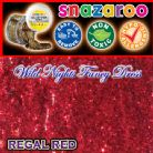 SNAZAROO FACE PAINT GLITTER GEL REGAL RED 12ML TUB